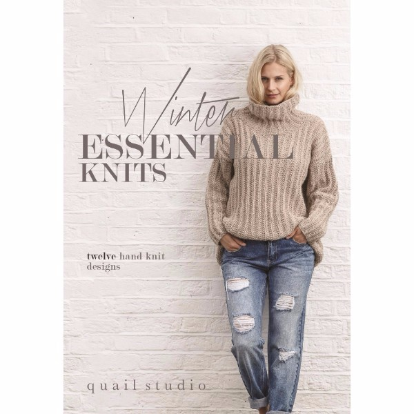 ISBN 9780992770792 Winter Essential Knits No Colour
