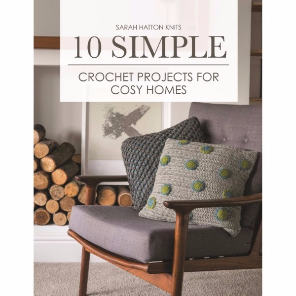 ISBN 9780992770747 10 Simple Crochet Projects for Cosy Homes No Colour
