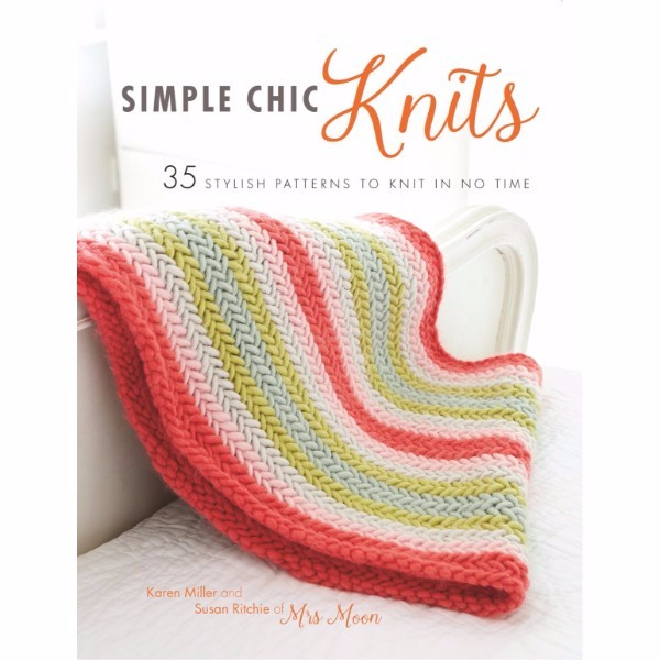 ISBN 9781782493105 Simple Chic Knits No Colour