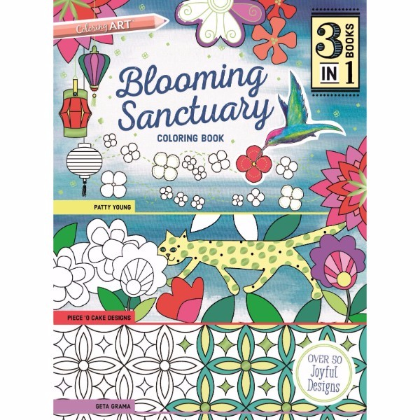 ISBN 9781617454387 Blooming Sanctuary No Colour