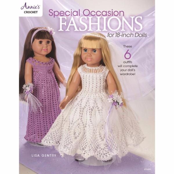 ISBN 9781590125113 Special Occasion Fashions for 18 inch Dolls No Colour