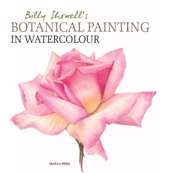 ISBN 9781844484515 Billy Showell's Botanical Painting in Watercolour No Colour