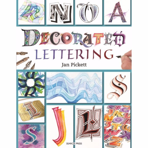 ISBN 9781782211556 Decorated Lettering No Colour