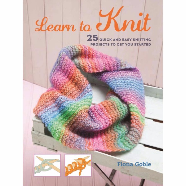 ISBN 9781782493440 Learn to Knit No Colour