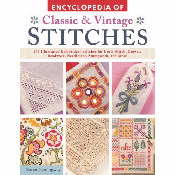 ISBN 9781504800563 Encyclopedia of Classic & Vintage Stitches No Colour