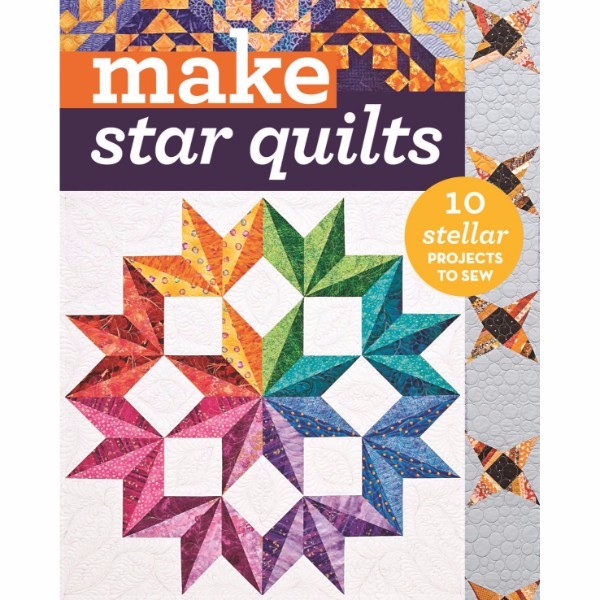 ISBN 9781617452536 Make Star Quilts No Colour