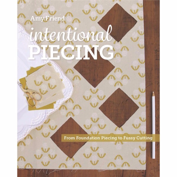 ISBN 9781940655185 Intentional Piecing No Colour