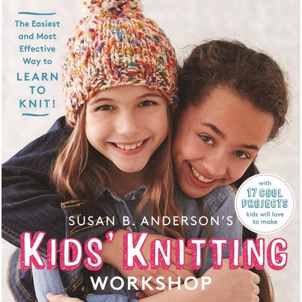 ISBN 9781579655907 Susan B. Anderson's Kids' Knitting Workshop No Colour
