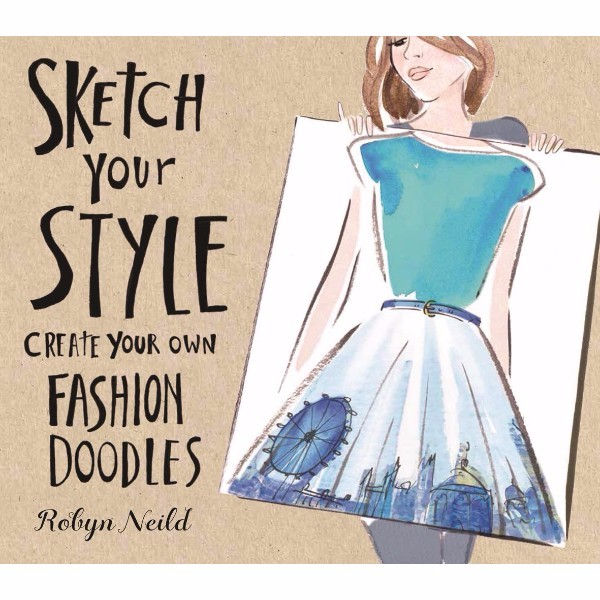 ISBN 9781784721220 Sketch Your Style No Colour