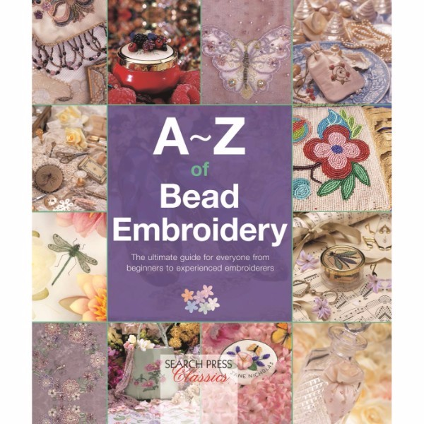 ISBN 9781782211662 A-Z of Bead Embroidery No Colour
