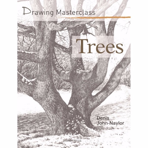 ISBN 9781782210931 Drawing Masterclass Trees No Colour