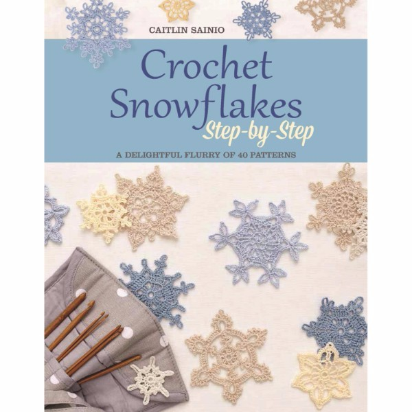 ISBN 9781782214373 Crochet Snowflakes Step-by-Step No Colour