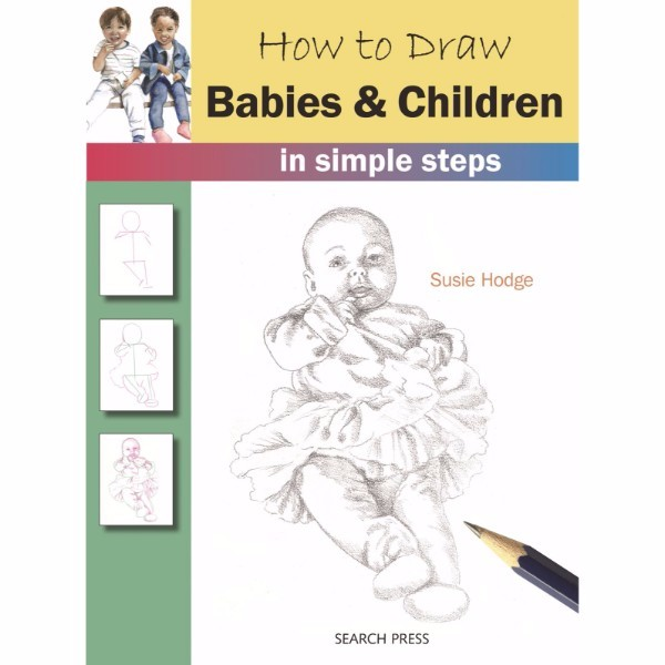 ISBN 9781782213420 How to Draw Babies & Children No Colour