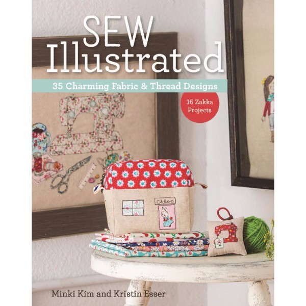 ISBN 9781617451782 Sew Illustrated No Colour