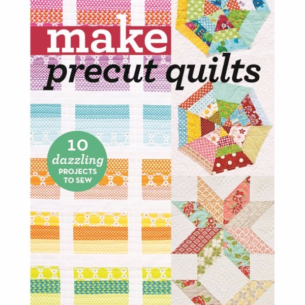 ISBN 9781617454882 Make Precut Quilts No Colour