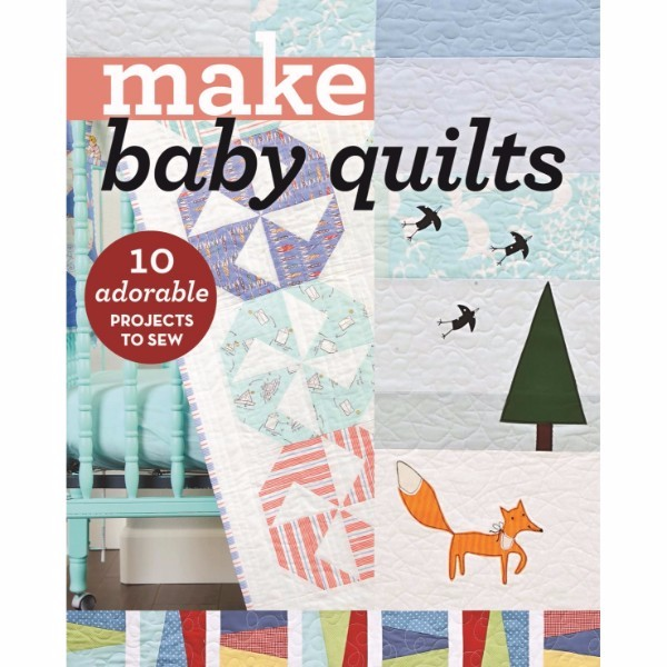 ISBN 9781617454905 Make Baby Quilts No Colour
