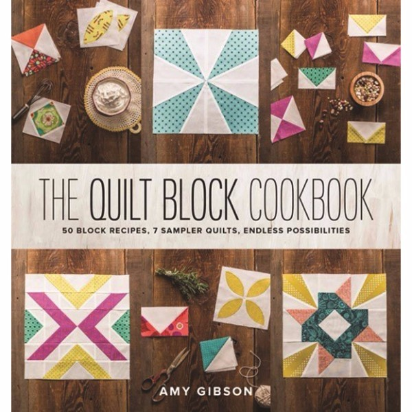ISBN 9781940655147 The Quilt Block Cookbook No Colour