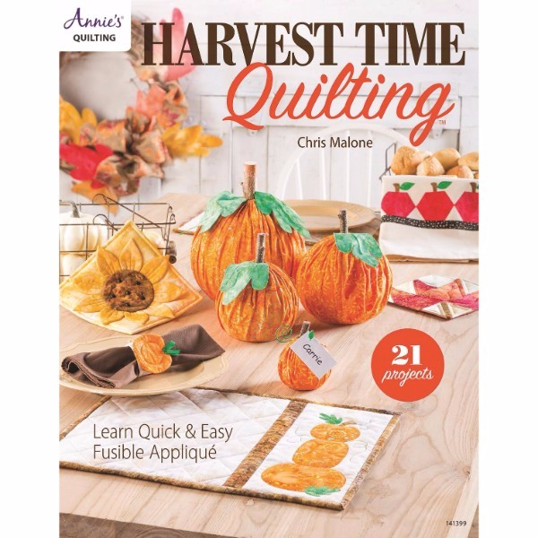 ISBN 9781590126035 Harvest Time Quilting No Colour