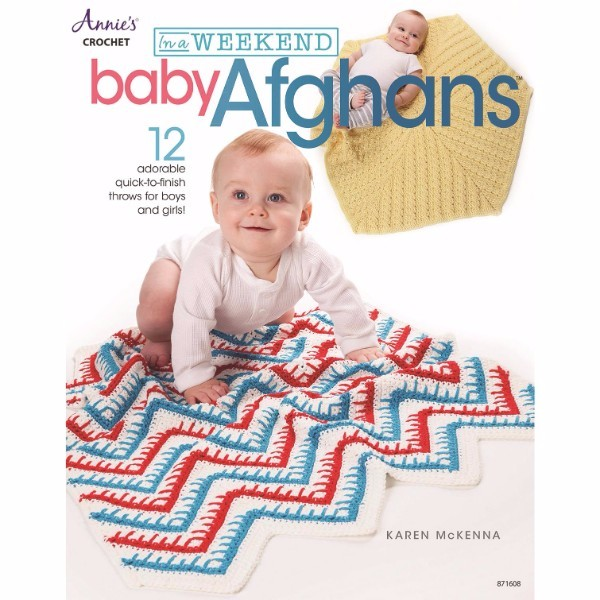 ISBN 9781590125748 In a Weekend Baby Afghans No Colour