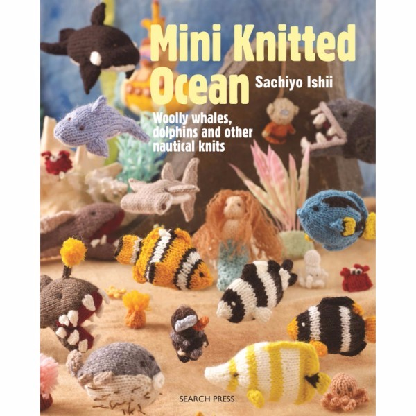 ISBN 9781782212324 Mini Knitted Ocean No Colour
