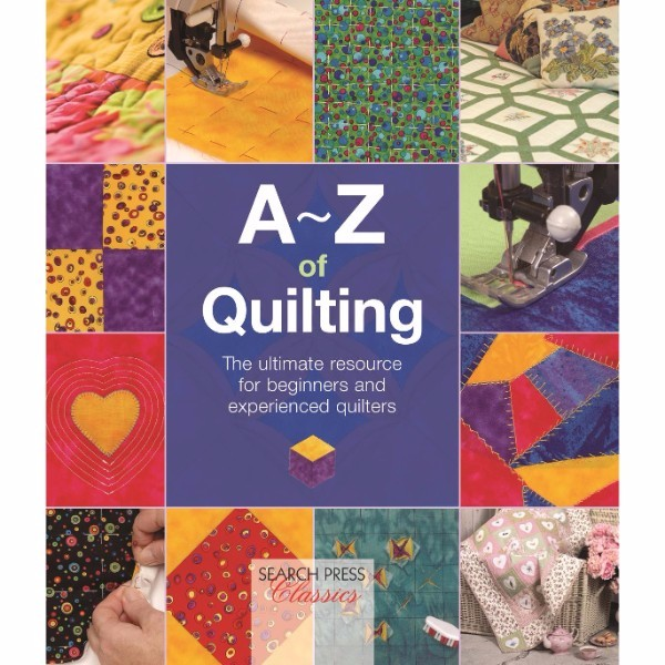 A-Z of Quilting No Colour