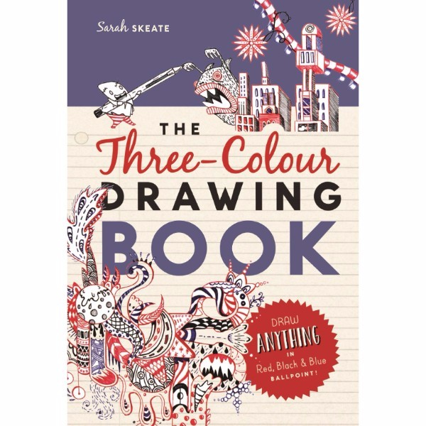 ISBN 9781781573211 The Three-Colour Drawing Book No Colour
