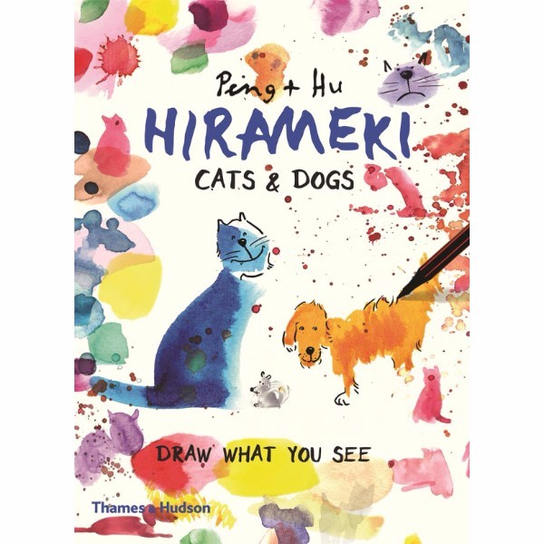 ISBN 9780500292846 Hirameki Cats & Dogs No Colour