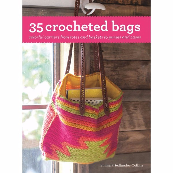 ISBN 9781782493662 35 Crocheted Bags No Colour