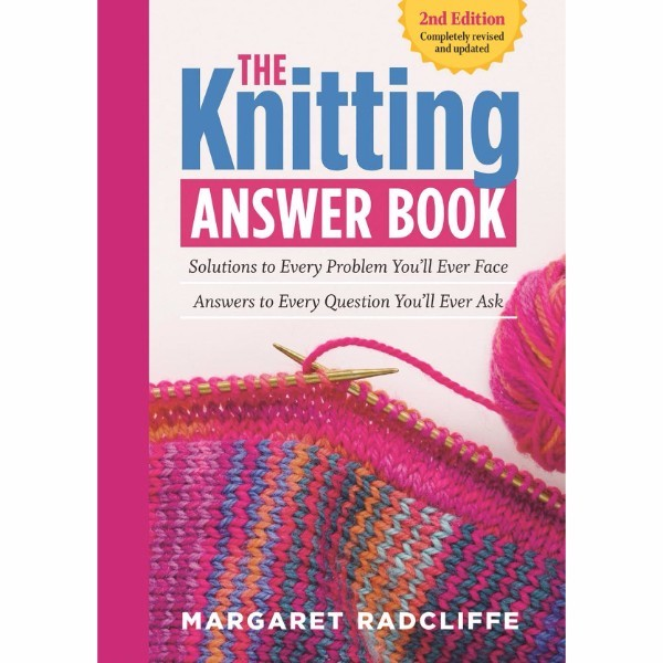 ISBN 9781612124049 The Knitting Answer Book No Colour