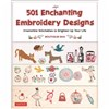 ISBN 9784805313763 501 Enchanting Embroidery Designs