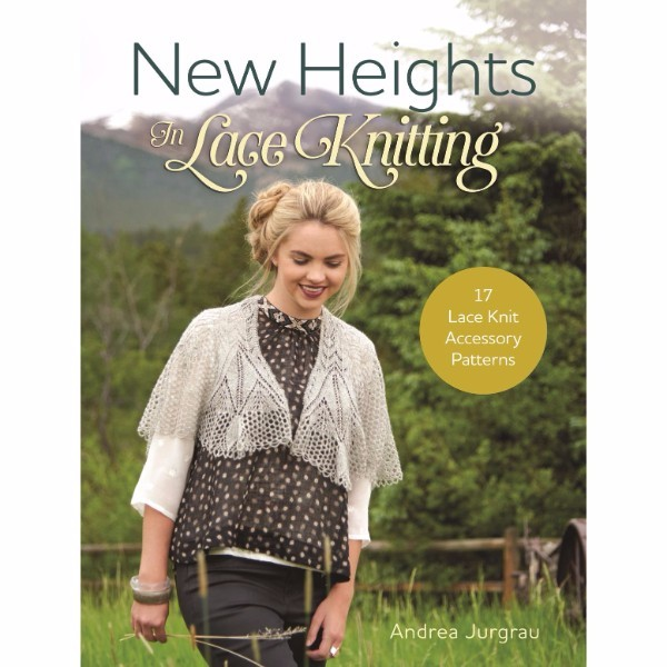 ISBN 9781632502315 New Heights in Lace Knitting No Colour