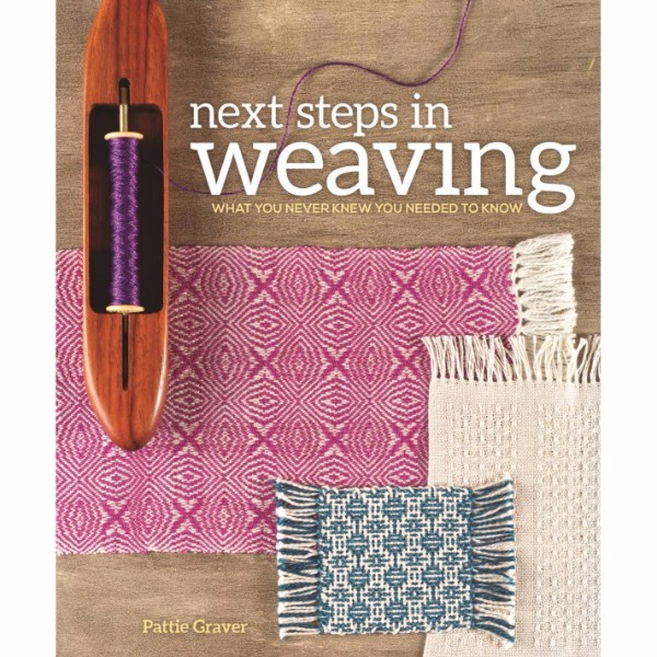 ISBN 9781620336274 Next Steps in Weaving No Colour