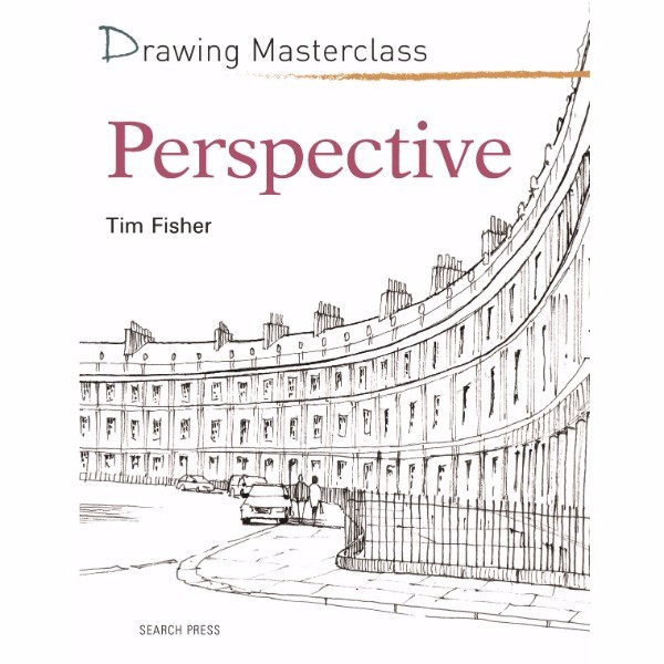 ISBN 9781782211112 Drawing Masterclass Perspective No Colour