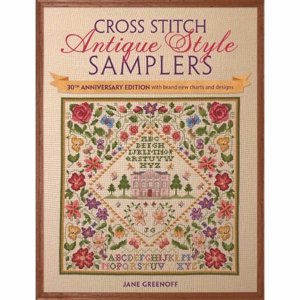 ISBN 9781446304495 Cross Stitch Antique Style Samplers No Colour