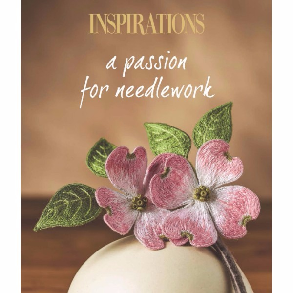 ISBN 9780992314460 Inspirations A Passion for Needlework No Colour