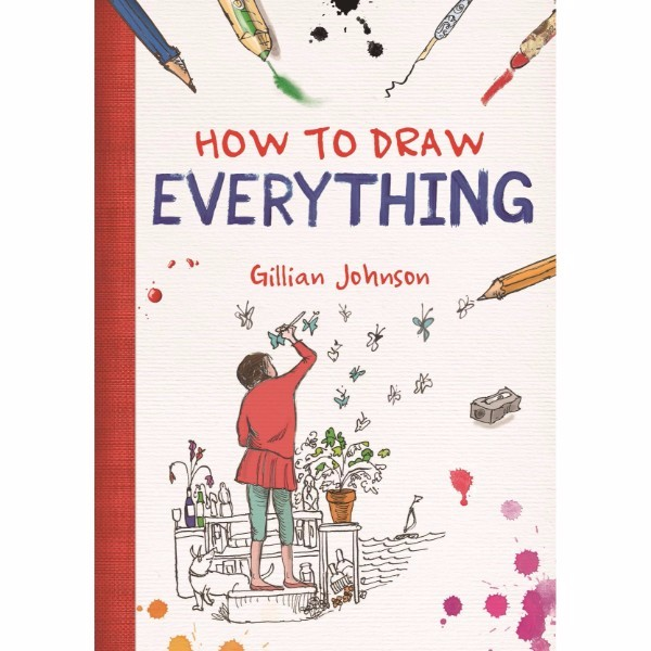 ISBN 9781910552049 How to Draw Everything No Colour