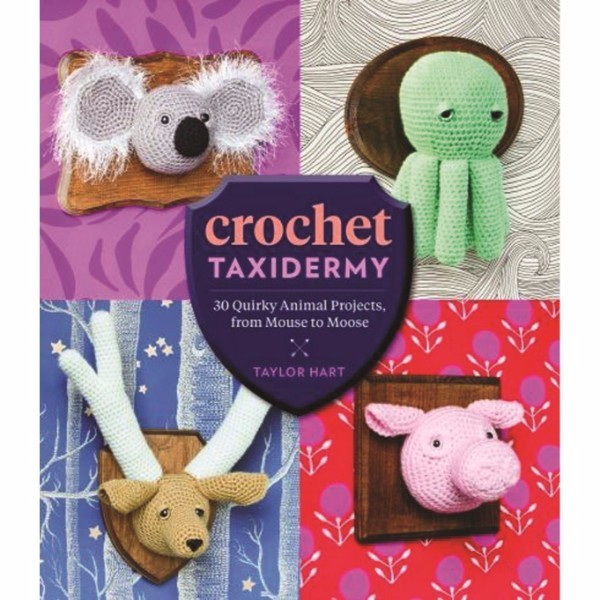 ISBN 9781612127361 Crochet Taxidermy No Colour