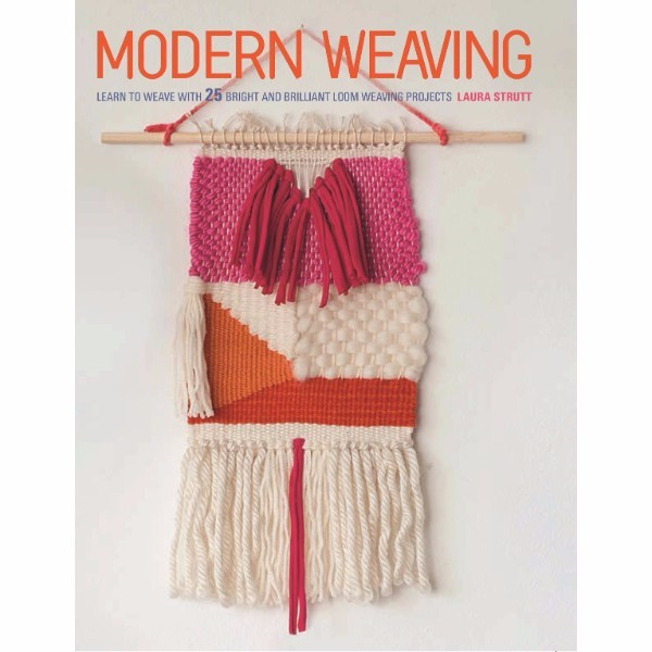 ISBN 9781782493624 Modern Weaving No Colour