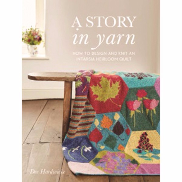 ISBN 9780993590801 A Story in Yarn No Colour