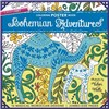 ISBN 9781617455438 Bohemian Adventures Coloring Poster Book