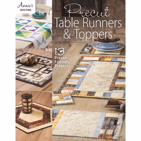 ISBN 9781590126691 Precut Table Runners & Toppers No Colour