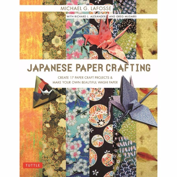 ISBN 9780804847520 Japanese Paper Crafting No Colour