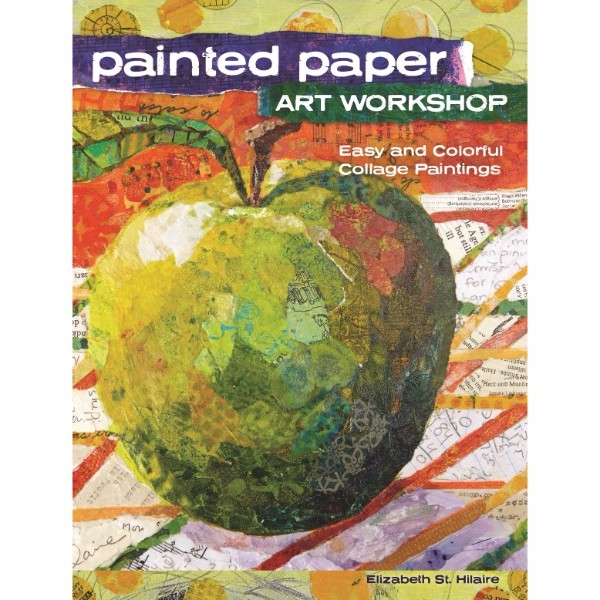 ISBN 9781440343117 Painted Paper Art Workshop No Colour