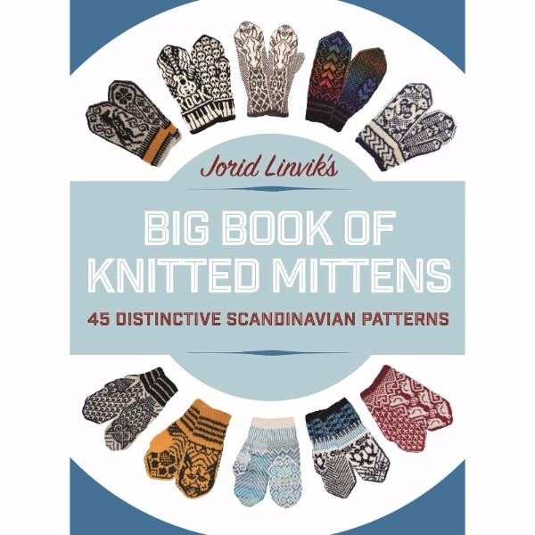 ISBN 9781570767869 Jorid Linvik's Big Book of Knitted Mittens No Colour