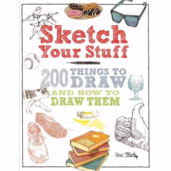 ISBN 9781782215141 Sketch Your Stuff No Colour