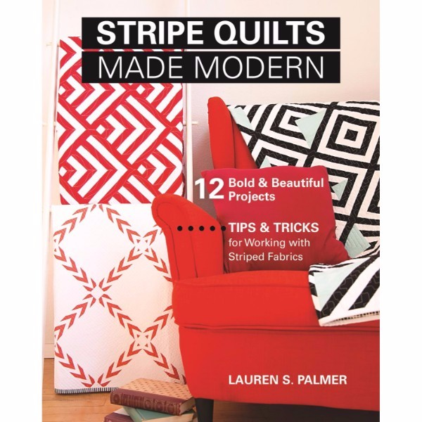 ISBN 9781617452598 Stripe Quilts Made Modern No Colour