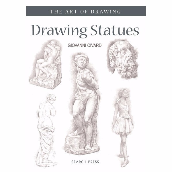ISBN 9781782213154 Drawing Statues No Colour