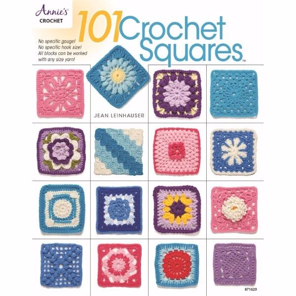 ISBN 9781590126486 101 Crochet Squares No Colour