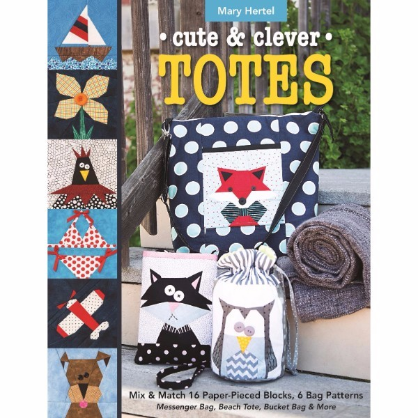 ISBN 9781617454486 Cute & Clever Totes No Colour