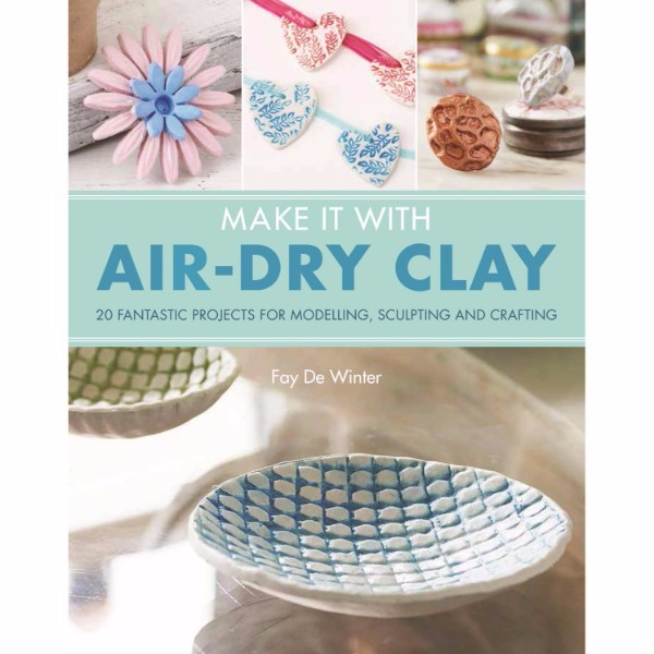 ISBN 9781782215165 Make It With Air-Dry Clay No Colour